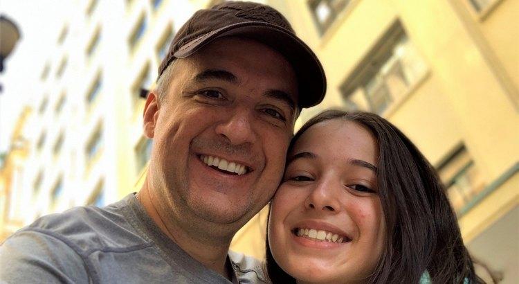 jose ricardo e sua filha